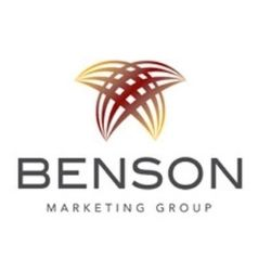 Benson Marketing logo