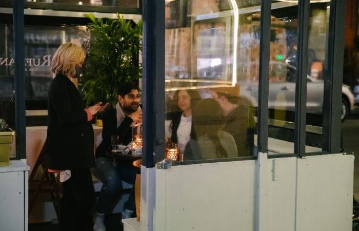 ruffian wine bar customers