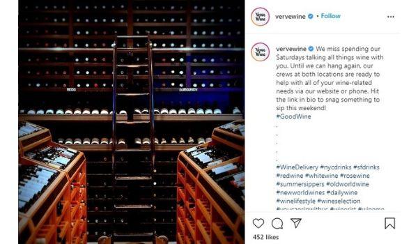 Verve Wine
