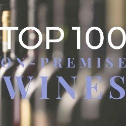 Top 100 on-premise wines