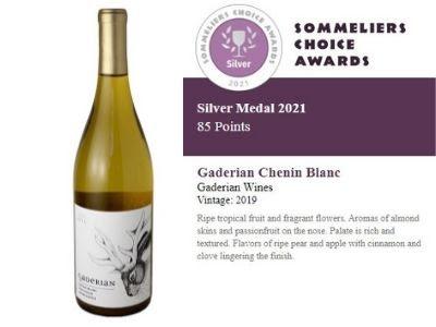 Gaderian Wine Chennin blanc
