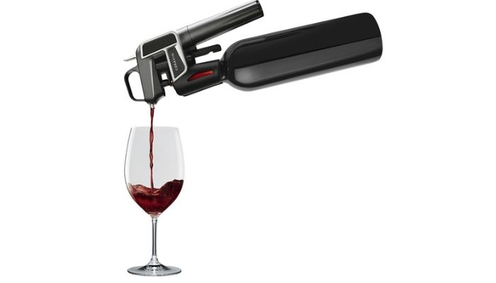The Coravin System for Wine preservation