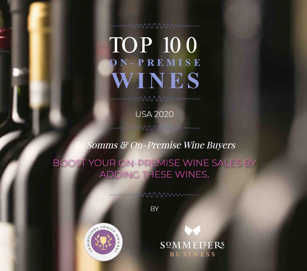 top 100 wines 2020