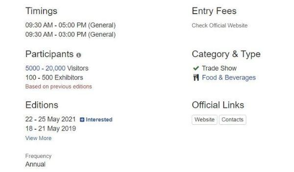 Bellavita Expo Chicago (22-25 May 2021)