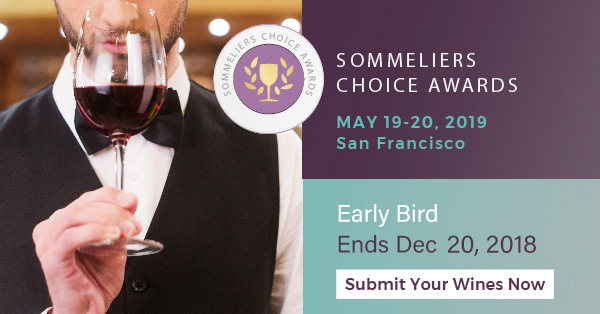 See how to enter into Sommeliers Choice Awards