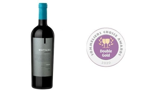 2013 Matilde: Double Gold Winner