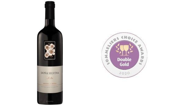 2015 Doña Silvina Reserva Malbec: Double Gold Winner