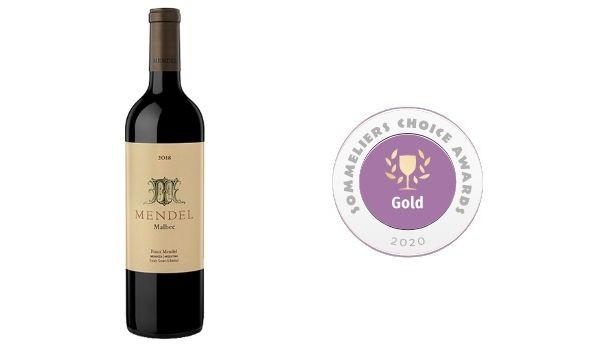 2017 Mendel Malbec: Gold Winner