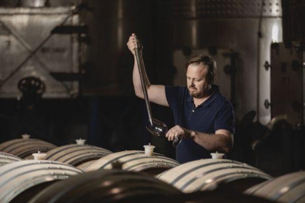Angus Mitchell - Mitchell Wines