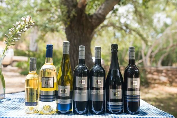 Wines - Mitchell Wines